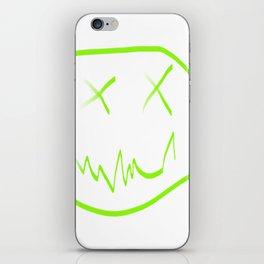 minimalism, nein, design simple, unic, big, art, graphic desing iPhone Skin