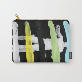 Untitled (Finger Paint 8) Carry-All Pouch