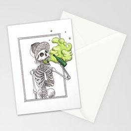 Bottoms Up Stationery Cards