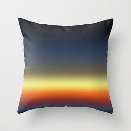 Dusk Throw Pillow