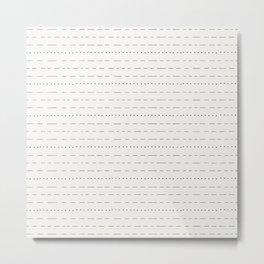 Coit Pattern 53 Metal Print