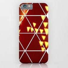 Geometric Shadow iPhone 6s Slim Case