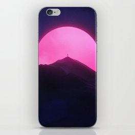 Without You (New Sun II) iPhone Skin