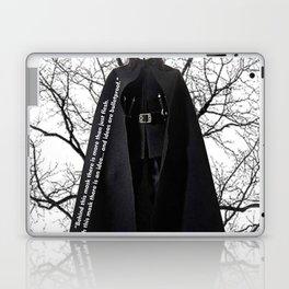 v for vendett 8 Laptop & iPad Skin