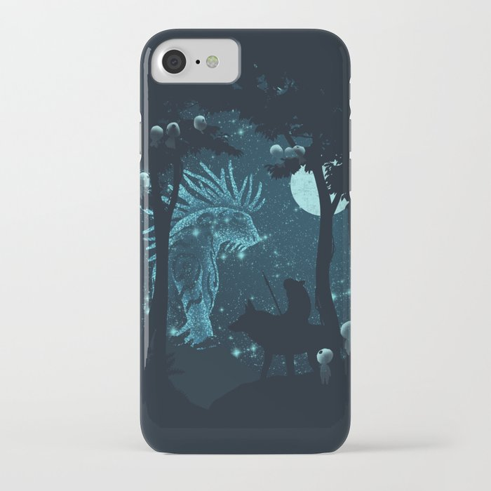 Forest Spirit iPhone Case