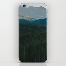 Mountain View iPhone Skin