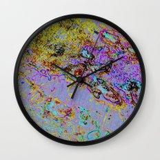 YOKEosmos  Wall Clock