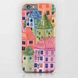 Summer City iPhone Case