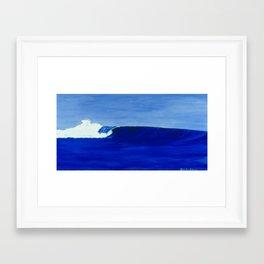 Pasta Point Framed Art Print