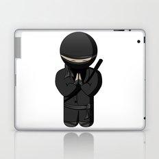 Ninja Bow Laptop & iPad Skin