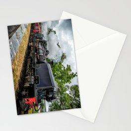 Steam Locomotive Stationery Cards