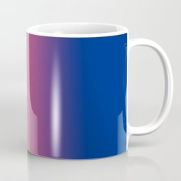Ombre Clouds 1 Coffee Mug