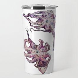 Squishy Octopi Travel Mug