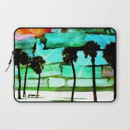 Florida Beach Laptop Sleeve