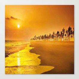 Salalah Oman 7 Canvas Print