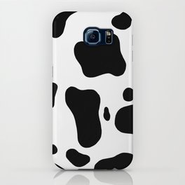 Cow Hide iPhone Case