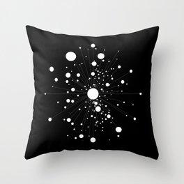 GALACTICA Throw Pillow