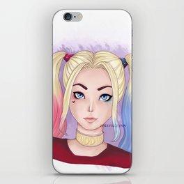 Harley Quinn ~ iPhone Skin
