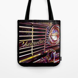 Chevy Sexy Tote Bag