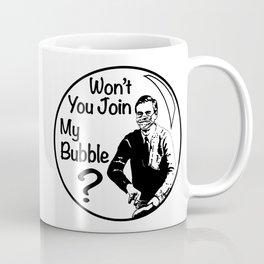 Mr. Rogers Pandemic Lockdown Quarantine Bubble Friendship Coffee Mug