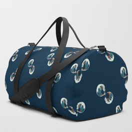 The Wave is forever Duffle Bag