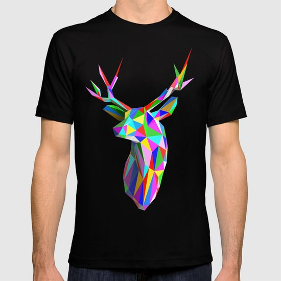3D Stag T-shirt