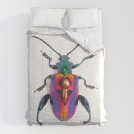 Lovely Lady Frog-legs Comforters