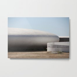 Travel Series: Brasilia Metal Print