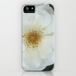 Pure as Snow #1 iPhone Case