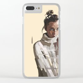 Articles Clear iPhone Case