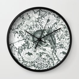 Of Mice and Morris Wall Clock