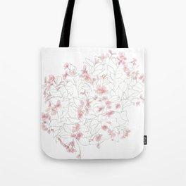 Flors Tote Bag