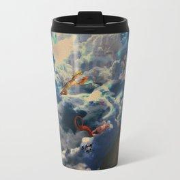 Battle of the Gods Travel Mug