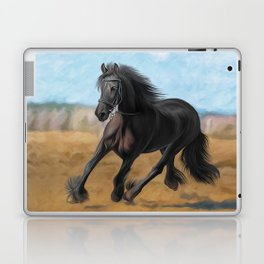 Drawing horse Laptop & iPad Skin