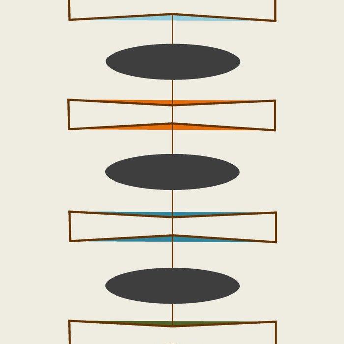 Mid-Century Modern 1.1 Duvet Cover