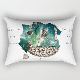 Subjective Reality Rectangular Pillow