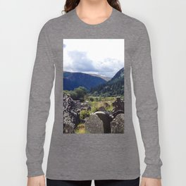 Glendalough, Ireland Long Sleeve T-shirt