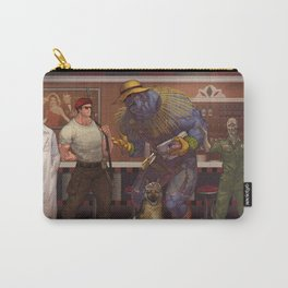 Fallout Video game characters Carry-All Pouch