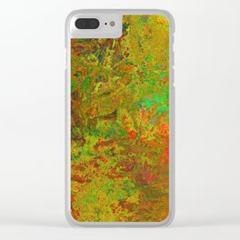 Prediction Clear iPhone Case
