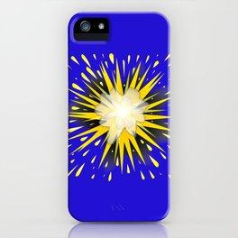 Blast iPhone Case