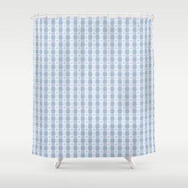 Greta - Gingham Shower Curtain