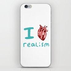Realism iPhone & iPod Skin