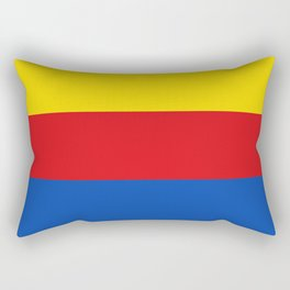 Flag of North Holland Rectangular Pillow