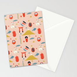 Akimatsuri Stationery Cards