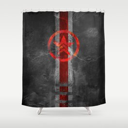 Renegade Shower Curtain