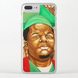 the Legacy of Mike Brown Clear iPhone Case