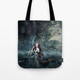 Darkly Deeply Tote Bag