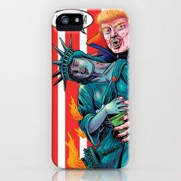 HELLO USA iPhone Case