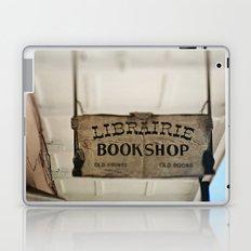Librairie Bookshop Laptop & iPad Skin