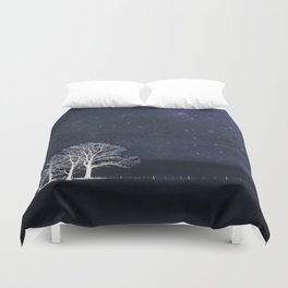 The Fabric of Space and the Boundary of Knowledge Duvet Cover